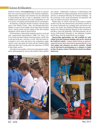 Marine Technology Magazine, page 62,  May 2015