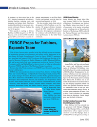 Marine Technology Magazine, page 8,  Jun 2015