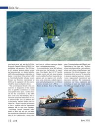 Marine Technology Magazine, page 12,  Jun 2015