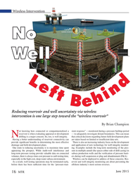 Marine Technology Magazine, page 16,  Jun 2015