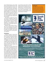 Marine Technology Magazine, page 27,  Jun 2015