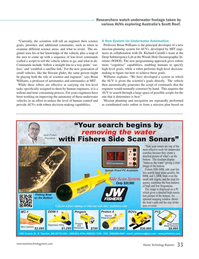 Marine Technology Magazine, page 33,  Jun 2015