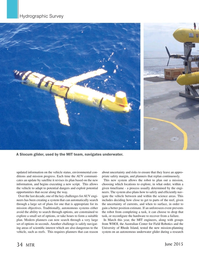 Marine Technology Magazine, page 34,  Jun 2015