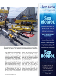 Marine Technology Magazine, page 35,  Jun 2015