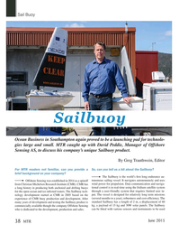Marine Technology Magazine, page 38,  Jun 2015