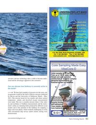 Marine Technology Magazine, page 41,  Jun 2015