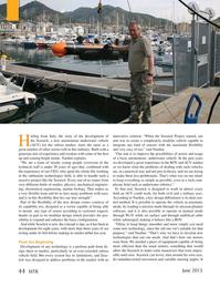 Marine Technology Magazine, page 44,  Jun 2015