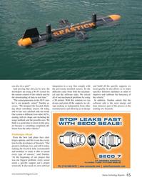 Marine Technology Magazine, page 45,  Jun 2015