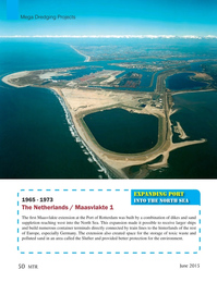 Marine Technology Magazine, page 50,  Jun 2015