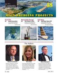 Marine Technology Magazine, page 4,  Jun 2015