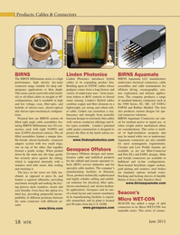 Marine Technology Magazine, page 58,  Jun 2015