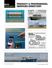 Marine Technology Magazine, page 63,  Jun 2015