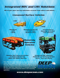 Marine Technology Magazine, page 11,  Jul 2015