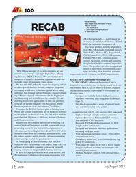Marine Technology Magazine, page 12,  Jul 2015