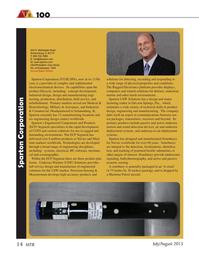 Marine Technology Magazine, page 14,  Jul 2015
