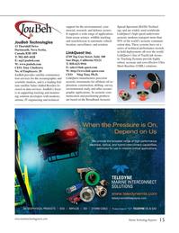 Marine Technology Magazine, page 15,  Jul 2015