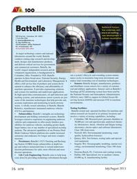 Marine Technology Magazine, page 16,  Jul 2015