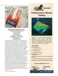 Marine Technology Magazine, page 17,  Jul 2015