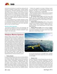 Marine Technology Magazine, page 20,  Jul 2015