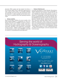 Marine Technology Magazine, page 21,  Jul 2015