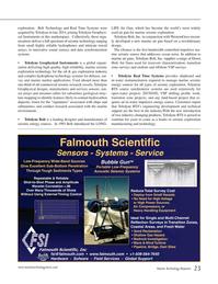 Marine Technology Magazine, page 23,  Jul 2015