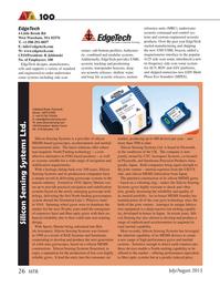 Marine Technology Magazine, page 26,  Jul 2015