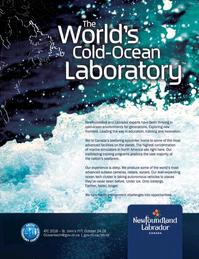 Marine Technology Magazine, page 1,  Jul 2015