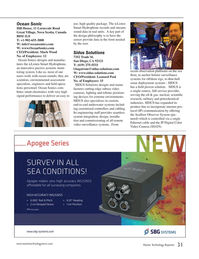 Marine Technology Magazine, page 31,  Jul 2015