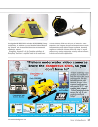 Marine Technology Magazine, page 33,  Jul 2015