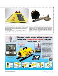 Marine Technology Magazine, page 33,  Jul 2015