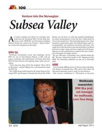 Marine Technology Magazine, page 34,  Jul 2015