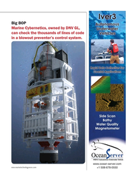 Marine Technology Magazine, page 37,  Jul 2015
