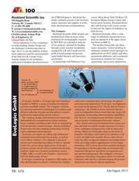 Marine Technology Magazine, page 46,  Jul 2015