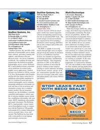 Marine Technology Magazine, page 47,  Jul 2015