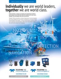 Marine Technology Magazine, page 3,  Jul 2015