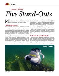 Marine Technology Magazine, page 50,  Jul 2015