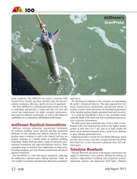 Marine Technology Magazine, page 52,  Jul 2015