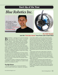 Marine Technology Magazine, page 55,  Jul 2015