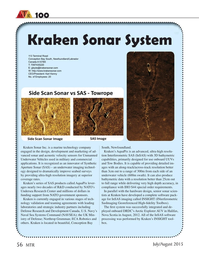 Marine Technology Magazine, page 56,  Jul 2015