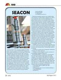 Marine Technology Magazine, page 58,  Jul 2015