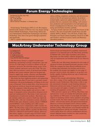 Marine Technology Magazine, page 63,  Jul 2015