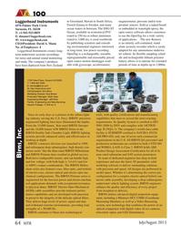 Marine Technology Magazine, page 64,  Jul 2015