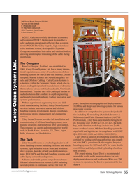 Marine Technology Magazine, page 65,  Jul 2015
