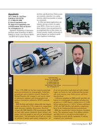 Marine Technology Magazine, page 67,  Jul 2015