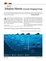 Marine Technology Magazine, page 68,  Jul 2015