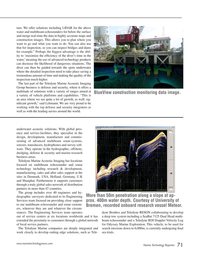 Marine Technology Magazine, page 71,  Jul 2015