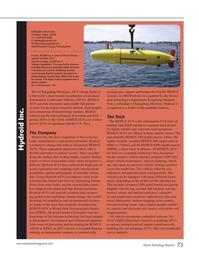 Marine Technology Magazine, page 73,  Jul 2015