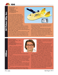 Marine Technology Magazine, page 74,  Jul 2015