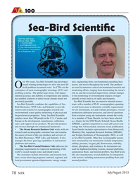 Marine Technology Magazine, page 78,  Jul 2015