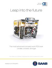 Marine Technology Magazine, page 7,  Jul 2015